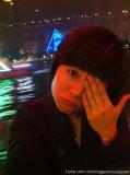 徐媛看上去有点累了