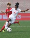 中国队盯防对手