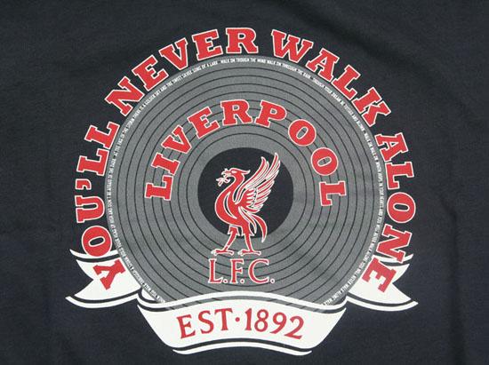 利物浦球迷短袖