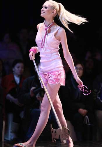 Lotto地中海风情时尚女装