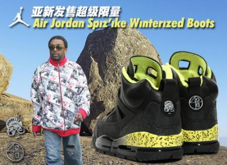 Jordan最成功的混合鞋款