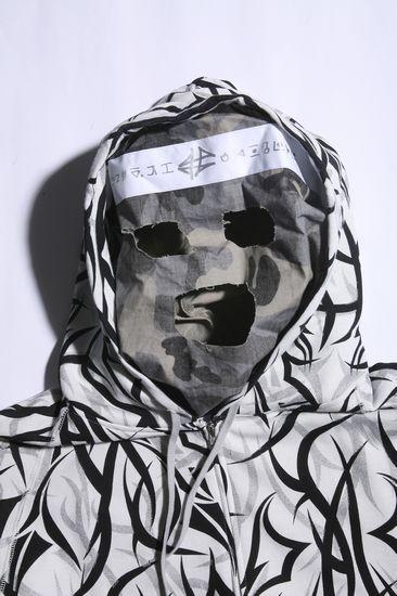 风帽mask