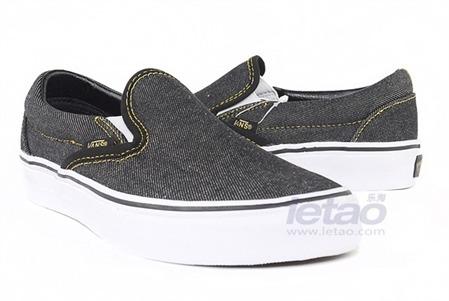 ans万斯 女鞋复古休闲鞋Classic Slip-On VN-0JYP0YC-复古休闲女鞋