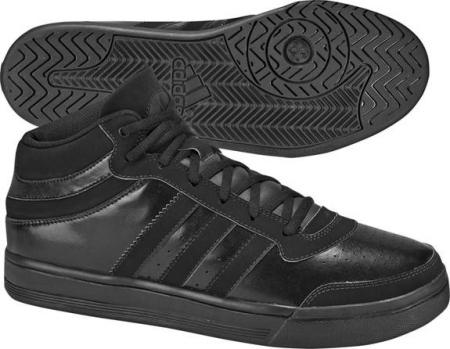 阿迪达斯 男子 篮球鞋 G09072/一号黑