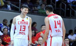 亚锦赛-中国胜印度获两连胜大王18+9郭艾伦16分