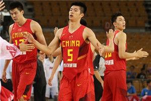 亚洲杯-国奥男篮逆转胜日本周琦16+11+6高尚15分