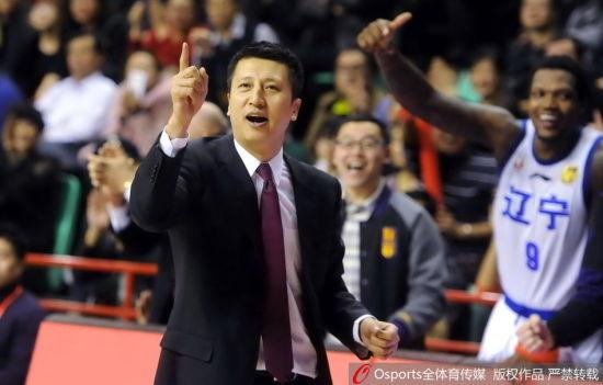 郭士强:没想到能赢这么多 现在不想冠军的事