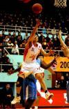 图文-[CBA]八一双鹿92-83北京首钢陈臣上篮