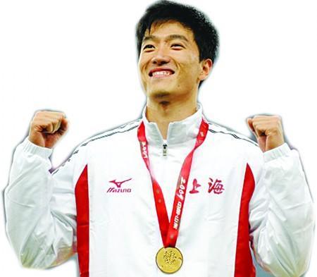 全运会最具人气男女运动员评出刘翔彭帅分别当选