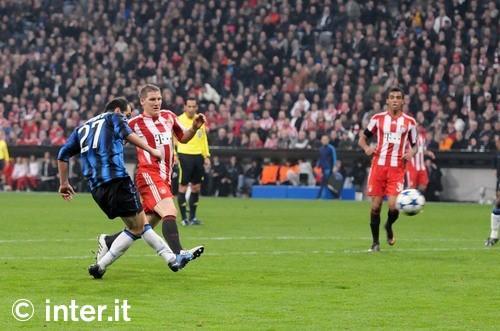 Bayern 2-3 Inter