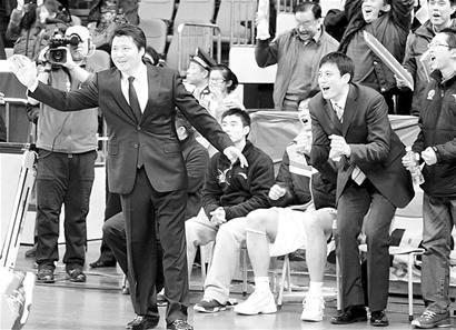 □本报记者 没有王伟力就没有青岛双星男篮 Osports供图