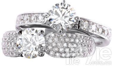 珠宝| 订婚钻戒 指尖上的幸福匙