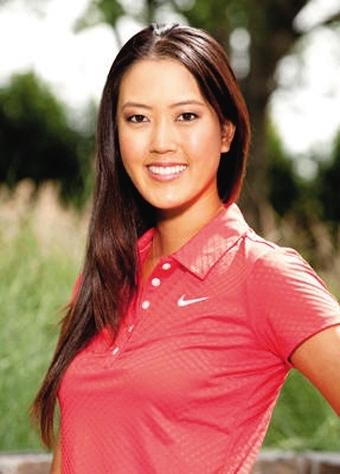 花絮-高尔夫球手尝试72变 魏圣美染发克拉克瘦身