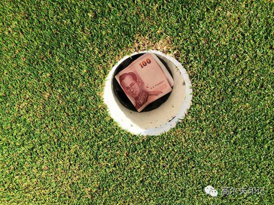 高尔夫印记年度十大高尔夫图像故事:翱翔的2014