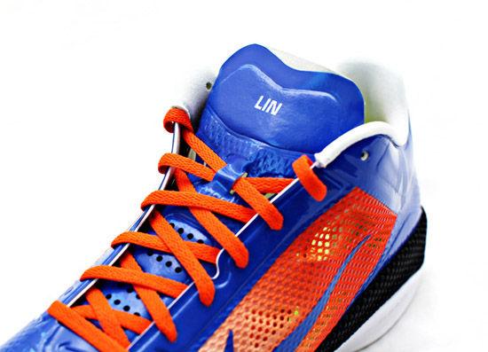 定制款全新配色Nike Zoom Hyperfuse Low篮球鞋-林书豪全新