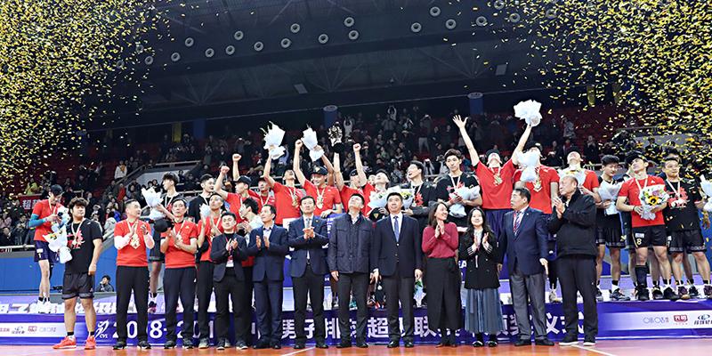 京沪大战收官 上海再度卫冕 第十五冠续写队史纪录