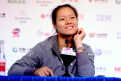 Quarterfinal of 2013 China Open WTA Singles:Li Na at Press Conference