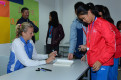5th Day of 2014 China Open: Kvitova Signs for Ballkids
