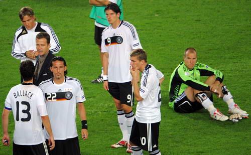 水货前锋折射德国足球尴尬如此阵容怎可能称霸欧洲