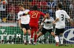图文-[欧洲杯]葡萄牙VS德国戈麦斯补射破门瞬间
