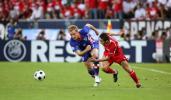 图文-[欧洲杯]克罗地亚VS土耳其看谁的起跑快
