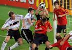 图文-[欧洲杯]德国VS西班牙西班牙门前一度告急