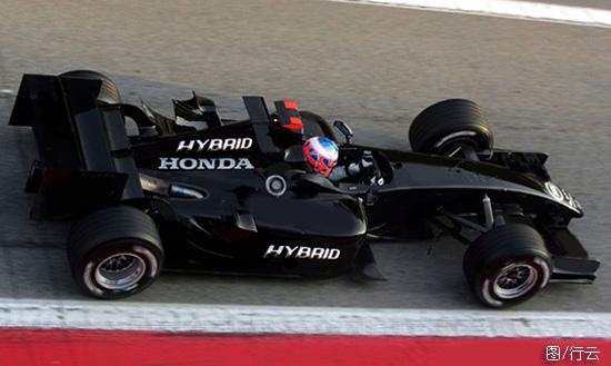混合动力导致车重增加F1考虑修改最低605KG限制
