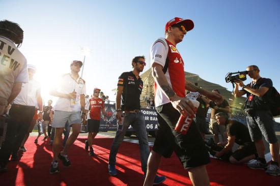 莱科宁是F1车手中彰显个性的代表