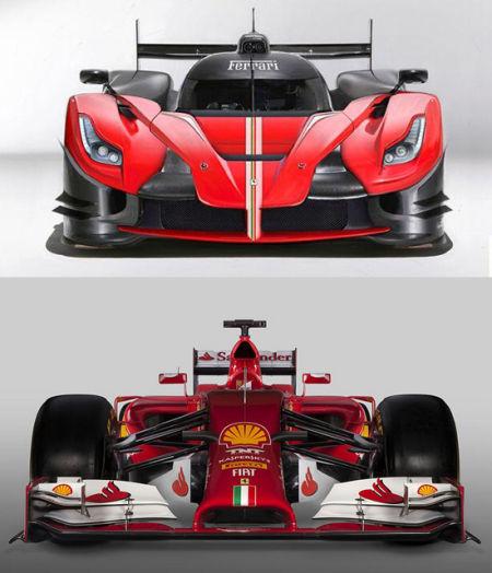 法拉利:不可能同时参加F1和勒芒LMP1。