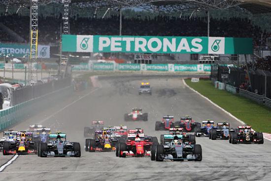 F1马来西亚站比赛回忆