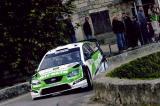 图文-WRC法国站勒布称霸拉特瓦拉身姿直正