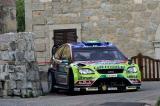 图文-WRC法国站勒布称霸杜瓦尔成福特救火队员