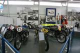 宝马品牌摩托车展示区
