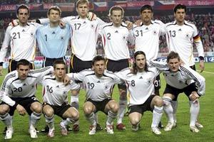 德国公布欧洲杯26人名单:巴拉克领衔两新星入选