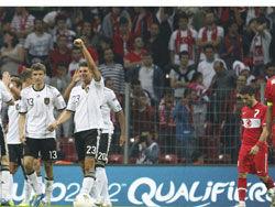 欧预赛-戈麦斯破门穆勒传射并造点德国3-1土耳其