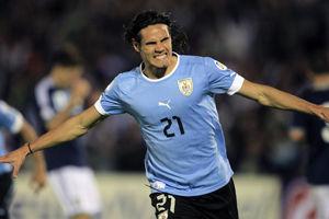 世预赛-乌拉圭3-2阿根廷进附加赛智利携厄瓜出线