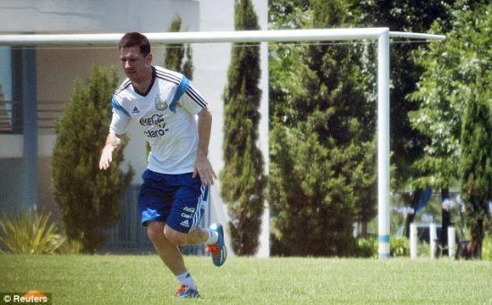梅西的世界杯冠军梦又要破碎了?