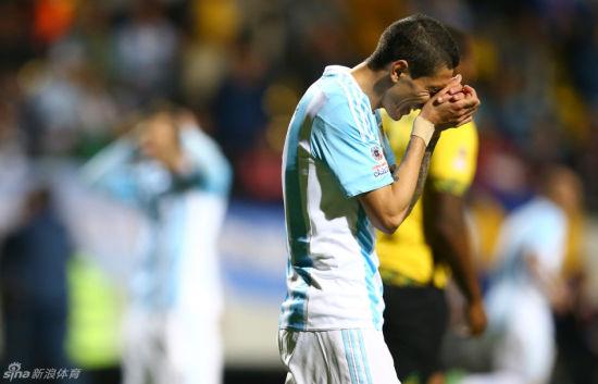 三场比赛下来,阿根廷踢得一般