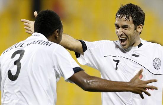 在卡塔尔联赛中,劳尔继续保持着惊人的进球效率