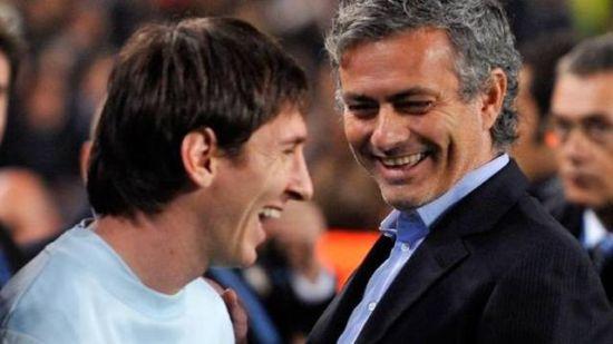 穆里尼奥会在今年6月执教梅西?