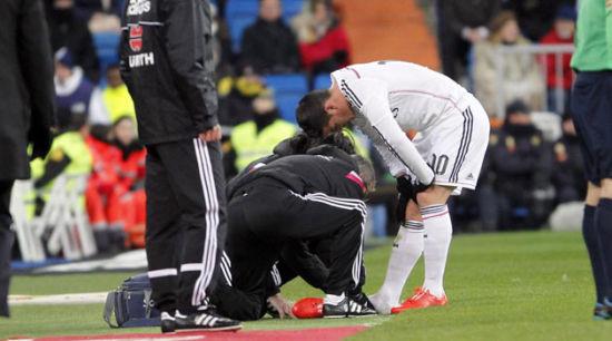 皇马对阵马竞的比赛,可能出现5名主力缺阵的情况