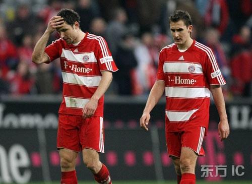 图文-[德甲]拜仁0-0杜伊斯堡克洛泽又哑火了