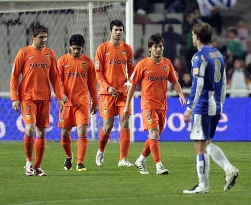 图文-[西甲]西班牙人2-0瓦伦西亚客队颜面扫地