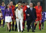 图文-[热身]佛罗伦萨vs巴塞罗那来的可都是大牌儿