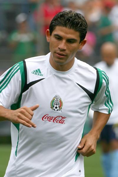 资料图文-墨西哥国家队成员 主力中卫马加隆_