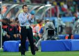 巴西队主教练邓加