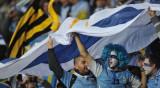 疯狂的乌拉圭球迷