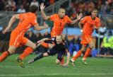 荷兰队染红