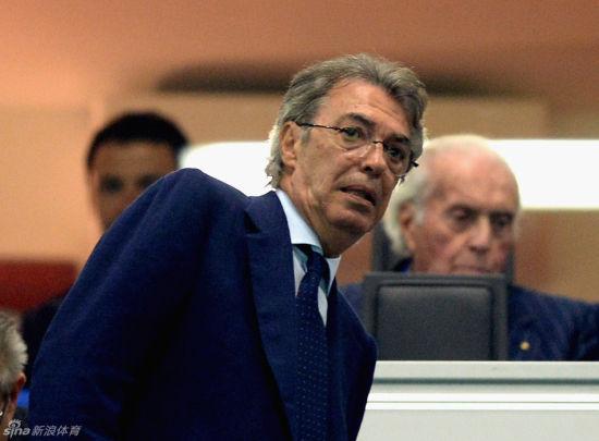 莫拉蒂对裁判判罚进行了犀利批评