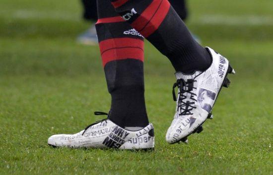 巴洛特利的新球鞋